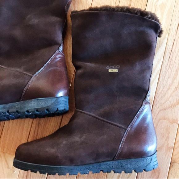 1a866c788b117 Ecco Shoes   Goretex Waterproof Boots   Poshmark
